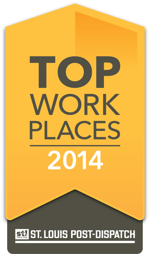 Aerotek Named to St. Louis's Top Workplaces 2014 List