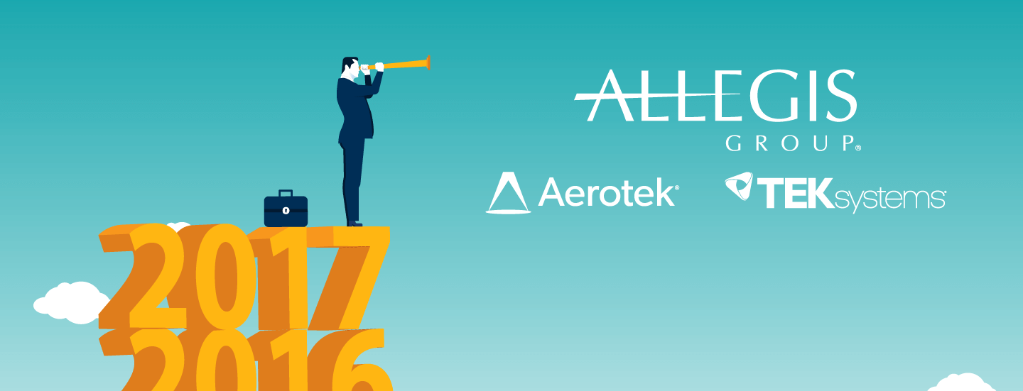 Allegis Group, the global leader in talent solutions, was recently named the number one staffing firm in the United States by Staffing Industry Analysts (SIA) list for the eleventh consecutive year.
