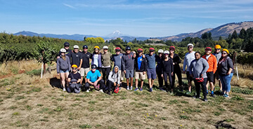 Populus Group Sherpa Trip Portland, OR